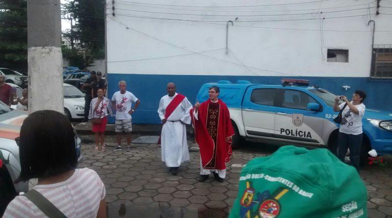 Pe. Alberto celebra Santa Missa em Niterói pelo dia de São Jorge