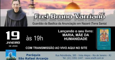 Frei Bruno Varriano – OFM