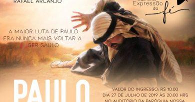 Teatro – Peça: Paulo de Tarso