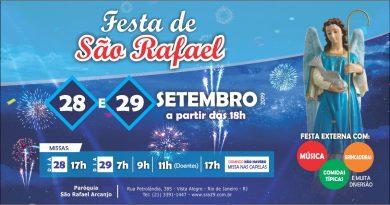 Festa de São Rafael